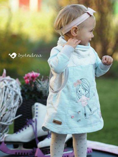 Produktfoto von FrleinFaden zum Nähen für Schnittmuster Taschenkleid 68-98