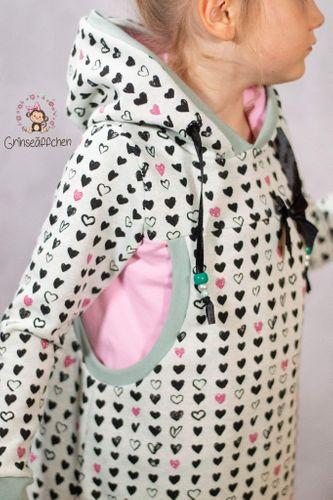 Produktfoto von FrleinFaden zum Nähen für Schnittmuster Taschenkleid 104-140