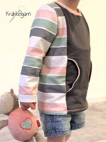 Produktfoto von FrleinFaden zum Nähen für Schnittmuster Crazy Shirt 68-98