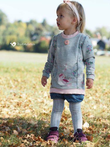 Produktfoto von FrleinFaden zum Nähen für Schnittmuster Crazy Shirt 104-140
