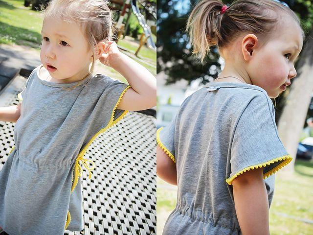 Produktfoto von Buntspechte zum Nähen für Schnittmuster CroozerKleidchen