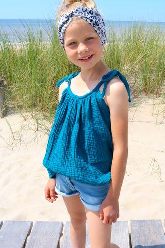 Produktfoto von Kid5 zum Nähen für Schnittmuster #88 Ibiza Top & Kleid Girls