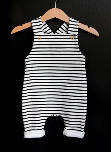Produktfoto von Kid5 zum Nähen für Schnittmuster #77 Baby-Latzhose