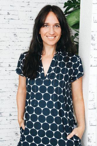 Produktfoto von Finas Ideen zum Nähen für Schnittmuster FinasKleid
