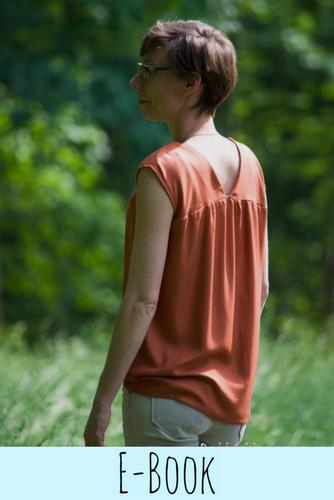 Produktfoto von Finas Ideen zum Nähen für Schnittmuster Belle