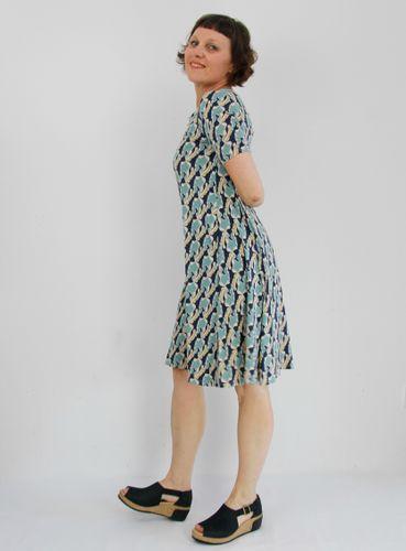 Produktfoto von Rosa P. zum Nähen für Schnittmuster Kleid Nr. 2
