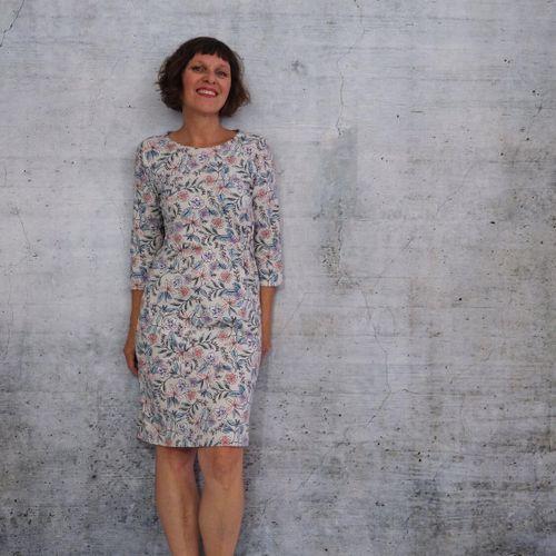 Produktfoto von Rosa P. zum Nähen für Schnittmuster Kleid Nr. 3