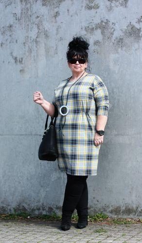 Produktfoto von Rosa P. zum Nähen für Schnittmuster Kleid Nr. 3 PLUS