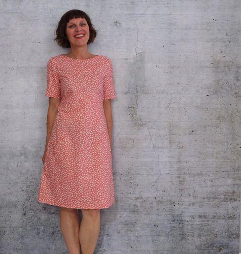 Produktfoto von Rosa P. zum Nähen für Schnittmuster Kleid Nr. 5