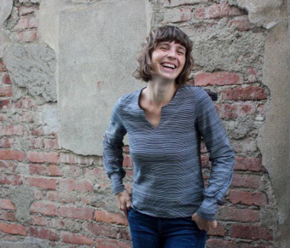 Produktfoto von Rosa P. zum Nähen für Schnittmuster Shirt Nr. 1