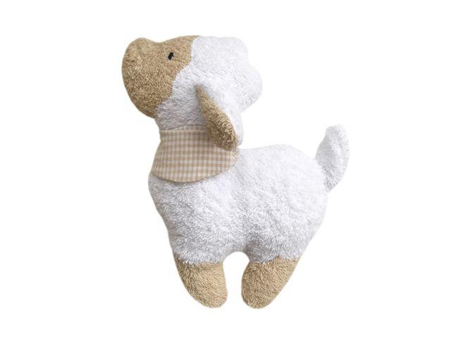 Produktfoto von Naturfaden zum Nähen für Schnittmuster Schaf Lotte