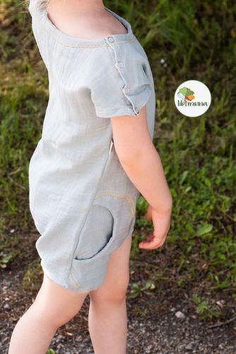Produktfoto von Libminna zum Nähen für Schnittmuster Lib-Jumper
