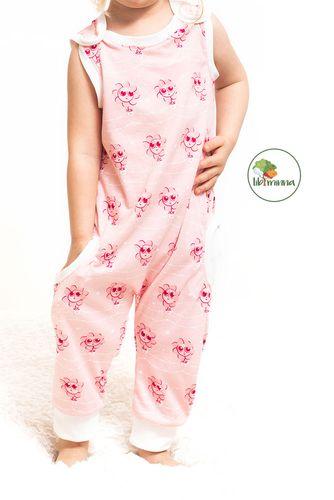 Produktfoto von Libminna zum Nähen für Schnittmuster Lib-Strampler