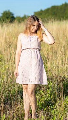 Produktfoto von Mini & Me Patterns zum Nähen für Schnittmuster Hot Summer