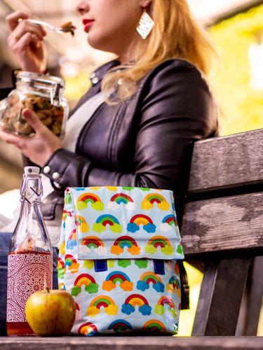 Produktfoto von LaLilly Herzileien zum Nähen für Schnittmuster Lunchbag Lonchera
