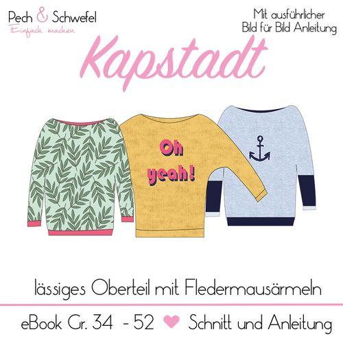 Produktfoto von Pech & Schwefel zum Nähen für Schnittmuster Kapstadt