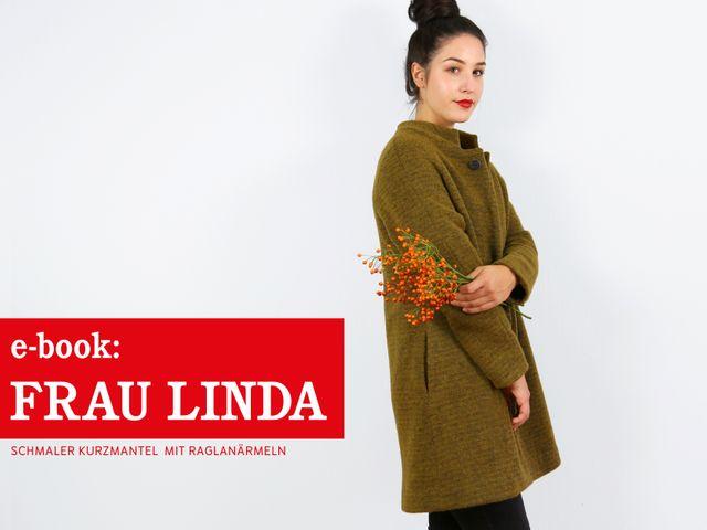 Produktfoto von STUDIO SCHNITTREIF zum Nähen für Schnittmuster Frau Linda