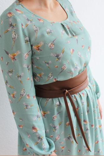 Produktfoto von einfach anziehend zum Nähen für Schnittmuster Gürtel Fantasia