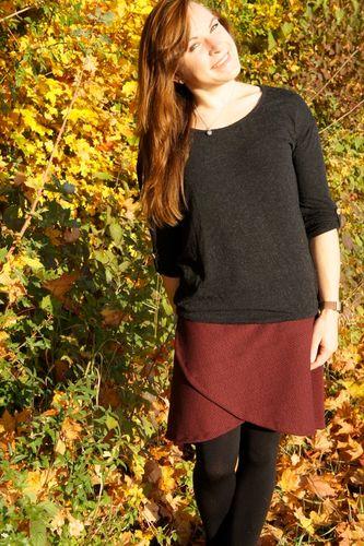 Produktfoto von Nähcram zum Nähen für Schnittmuster Miss Tulip