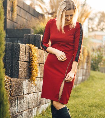 Produktfoto von SchnittmusterLounge zum Nähen für Schnittmuster Kleid Sarana