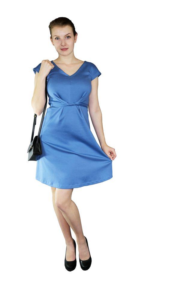 Produktfoto von SO Pattern zum Nähen für Schnittmuster Kleid Xenia