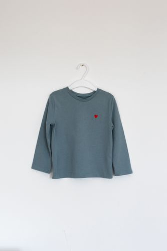 Produktfoto von fashiontamtam zum Nähen für Schnittmuster T-Shirt für Kleinkinder #kidsswag