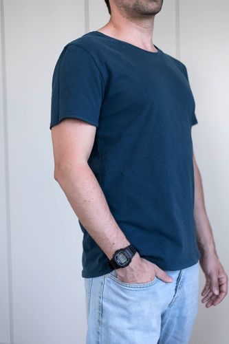 Produktfoto von fashiontamtam zum Nähen für Schnittmuster T-Shirt für Männer #swag
