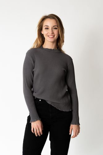 Produktfoto von fashiontamtam zum Nähen für Schnittmuster Pullover mit Steh- und Rollkragen #turtle
