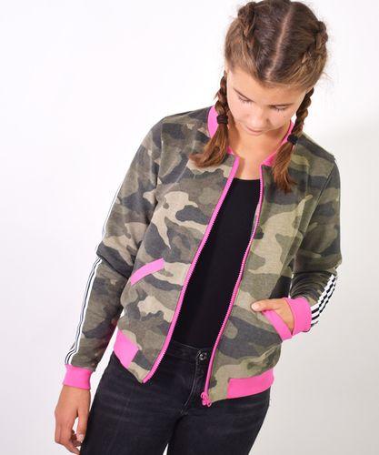 Produktfoto von Leni Pepunkt zum Nähen für Schnittmuster BLOUSON.jacke4Teenies