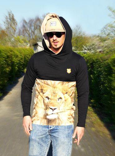 Produktfoto von Print4Kids zum Nähen für Schnittmuster Männertreu - T-Shirt bis Hoody