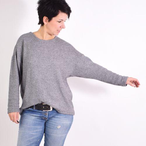 Produktfoto von Leni Pepunkt zum Nähen für Schnittmuster STRICK.pulli