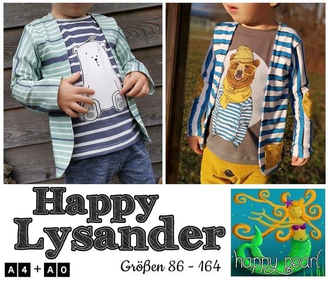 Produktfoto von Happy Pearl zum Nähen für Schnittmuster Happy Lysander