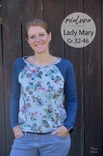 Produktfoto von mialuna zum Nähen für Schnittmuster Lady Mary