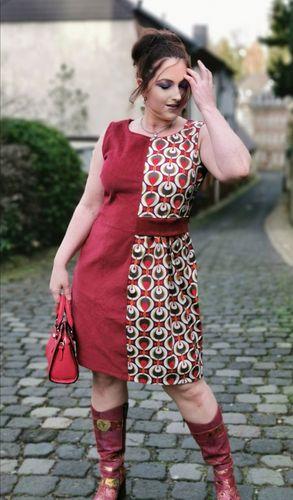 Produktfoto von SchnittmusterLounge zum Nähen für Schnittmuster Kleid Neta