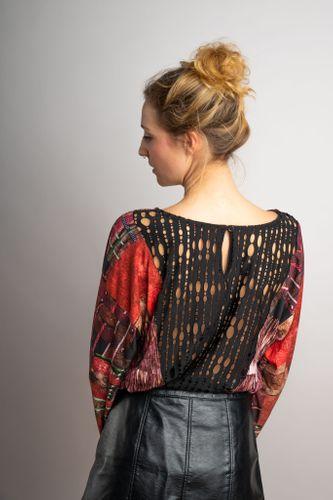 Produktfoto von Schnittmuster Berlin zum Nähen für Schnittmuster Fledermausärmel-Shirt Leela