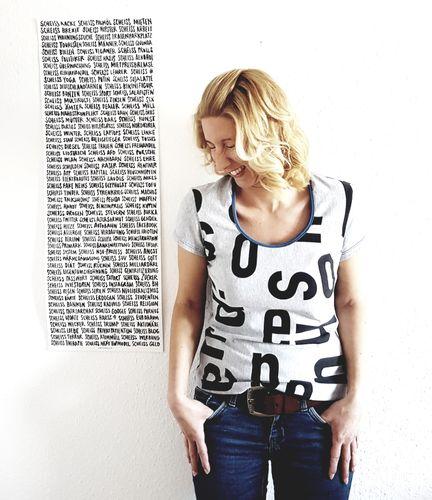 Produktfoto von SchnittmusterLounge zum Nähen für Schnittmuster Shirt Lona