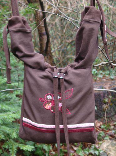 Produktfoto von Mamu Design für Schnittmuster Jacket Bag