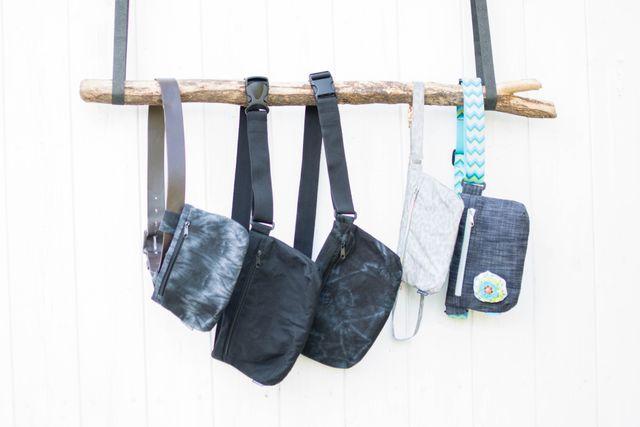 Produktfoto von I'm sew happy! zum Nähen für Schnittmuster Crossbodybag EL-Bag