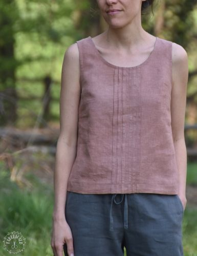 Produktfoto von Fabelwald zum Nähen für Schnittmuster Bluse SAMBUCUS