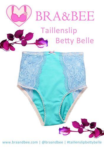 Produktfoto von Bra & Bee zum Nähen für Schnittmuster Taillenslip Betty Belle