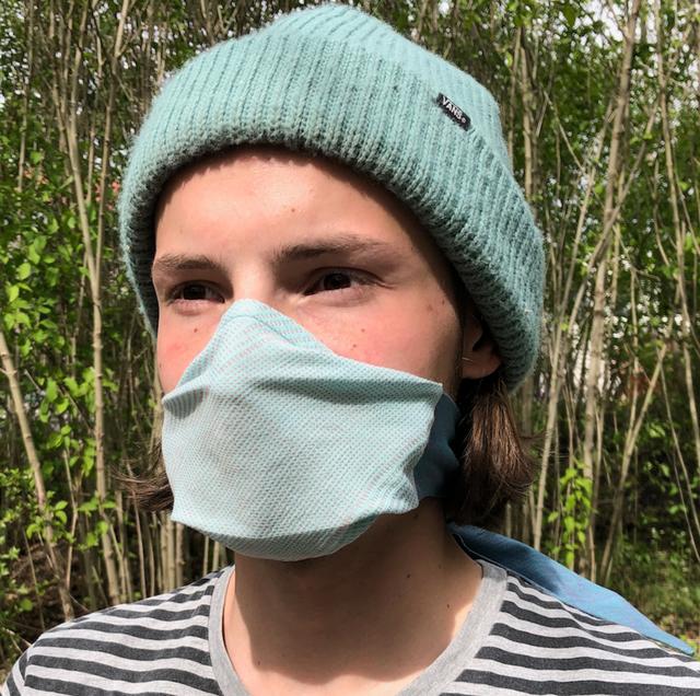 Produktfoto von SO Pattern zum Nähen für Schnittmuster Mund-Nase-Maskenschal