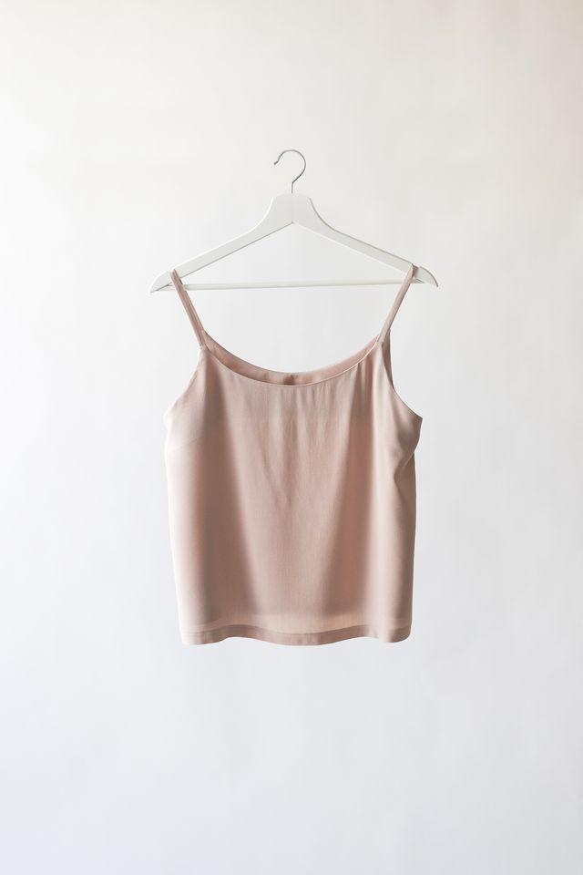 Produktfoto von fashiontamtam zum Nähen für Schnittmuster Camisole Top #topcami