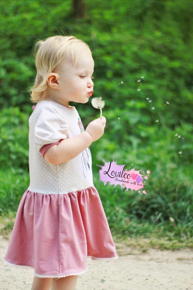 Produktfoto von Näh Bärchen zum Nähen für Schnittmuster Kleid Cherry