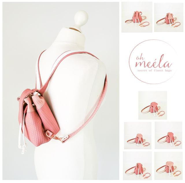 Produktfoto von oh meéla zum Nähen für Schnittmuster Add on Bella Mini
