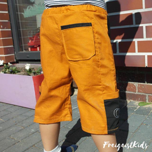 Produktfoto von MainZwillingsnadel zum Nähen für Schnittmuster Main(e) SunnySideShorts