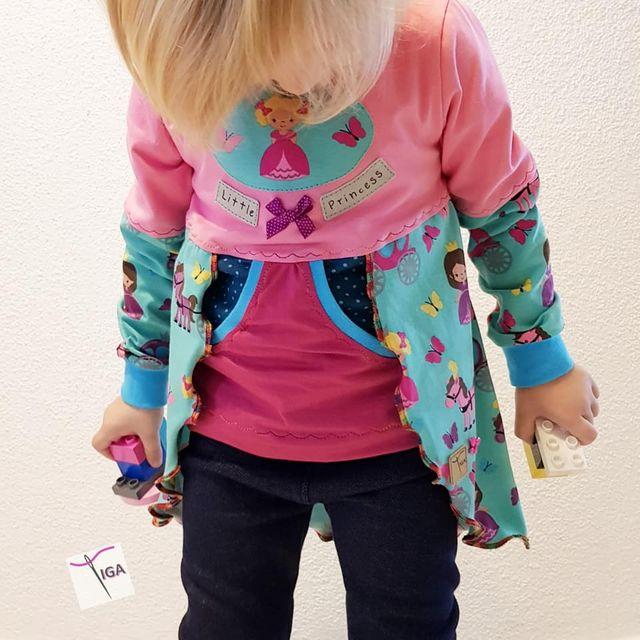 Produktfoto von MainZwillingsnadel zum Nähen für Schnittmuster Main PocketShirtDress