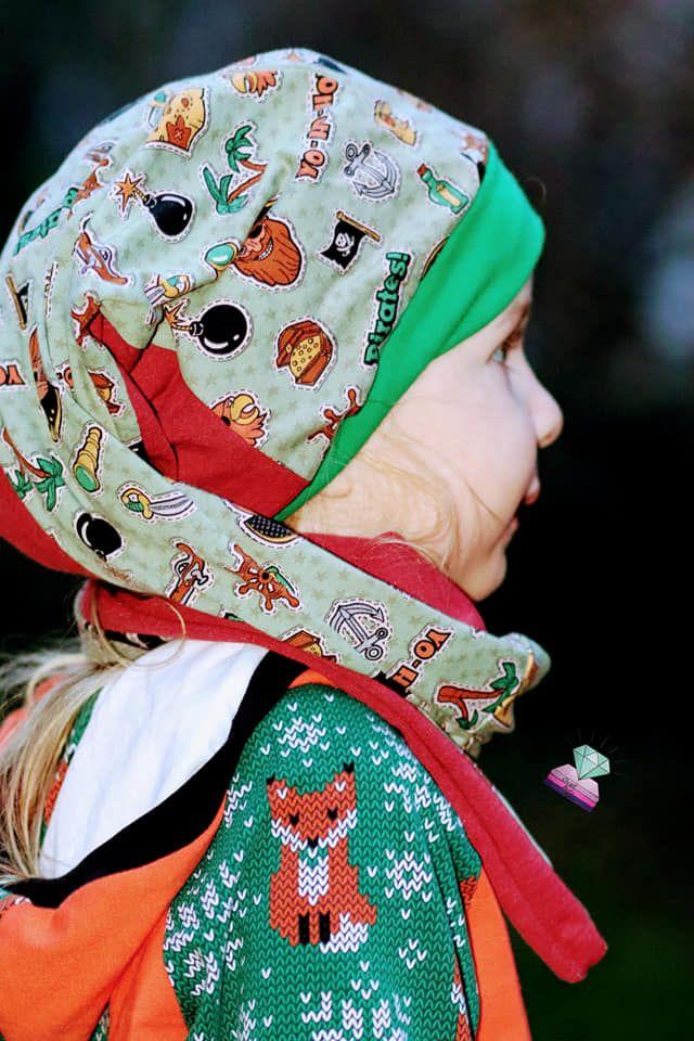 Produktfoto von MainZwillingsnadel zum Nähen für Schnittmuster Main Cap'nScarf
