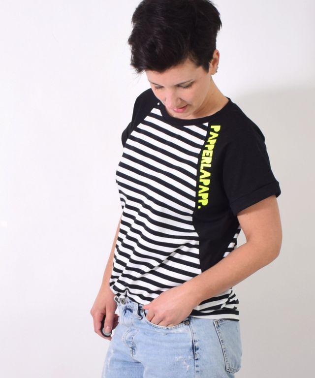 Produktfoto von Leni Pepunkt zum Nähen für Schnittmuster FLASH.shirt