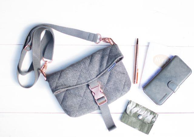 Produktfoto von I'm sew happy! zum Nähen für Schnittmuster Handtasche und Geldbeutel