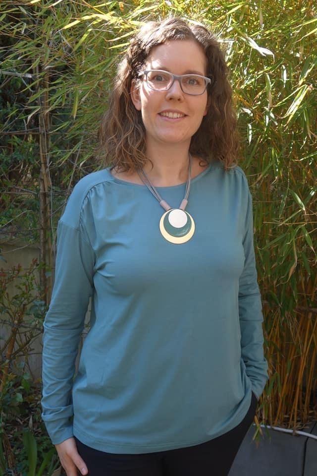 Produktfoto von Finas Ideen zum Nähen für Schnittmuster Shirt Valentina